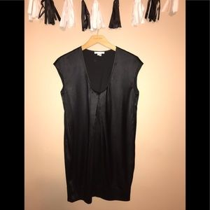 Vince | Black Sleeveless Black Dress